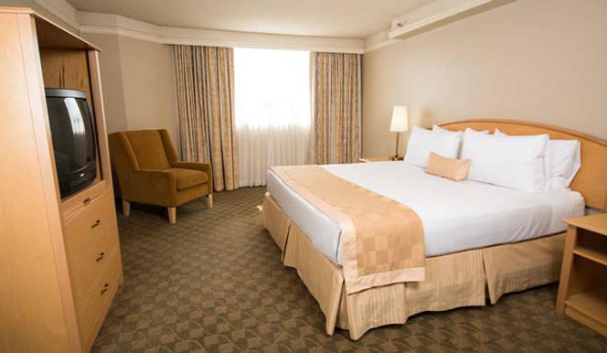 suites edmonton hotel